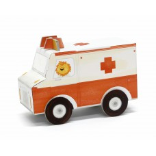 Fold my Car Ambulance, Krooom