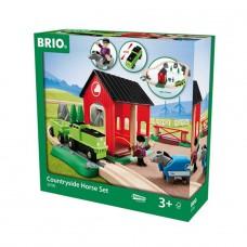 Paarden treinset, Brio