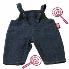 Jeans tuinbroek babypop S, Goetz