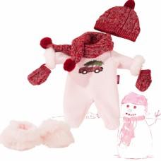 Kledingset Cosy Christmas pop S, Goetz