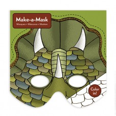 Make-a-Mask Dino's, Mudpuppy