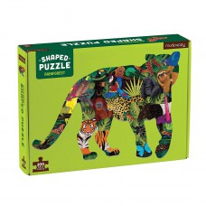 Shaped puzzel 300 st. Rainforest, Mudpuppy