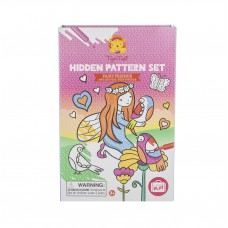 Patronen kleurset Fairy Friends, Tiger Tribe