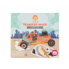 Transfer Magic Auto's, Tiger Tribe