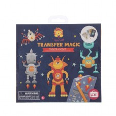 Transfer Magic Create a Robot, Tiger Tribe