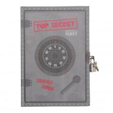 Dagboek met slot Top Secret, Tiger Tribe