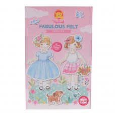 Fabulous Felt Dress Ups, Tiger Tribe