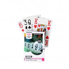 Speelkaarten grote cijfers, Engelhart