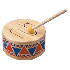 Houten trommel, Plan Toys