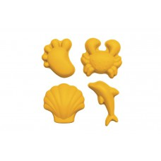 Zandvormpjes Mustard, Scrunch