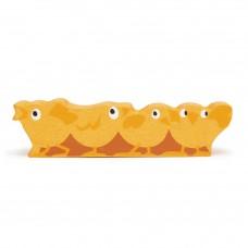 Houten kuikentjes, Tender Leaf Toys