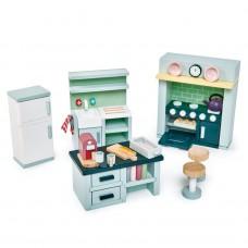 Keuken poppenhuis, Tender Leaf Toys