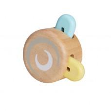 Peek-a-boo roller pastel, Plan Toys