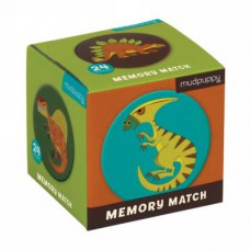 Mini memory Mighty Dinosaurs, Mudpuppy