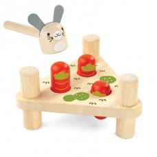 Hamerbank konijn, Plan Toys