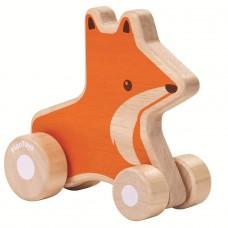 Vos Wheelie, Plan toys