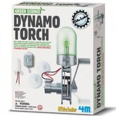 Dynamo lamp, 4M KidzLabs