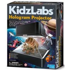 Hologram projector, 4M KidzLabs
