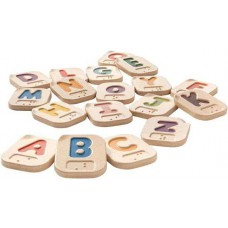 Braille alfabet, Plan Toys