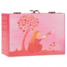 Muziekkistje Pink Princess, Egmont Toys