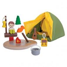 Camping set, Plan Toys