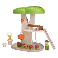 Boomhuis, Plan Toys