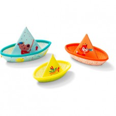 3 Drijvende bootjes, Lilliputiens (AW)