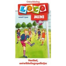 Loco Mini Voetbal ontwikkelingsspelletjes