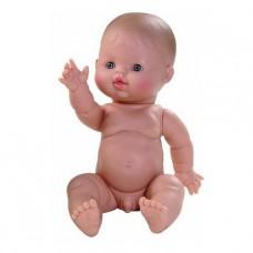 Babypop blanke jongen 34 cm, Paola Reina