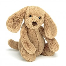 Puppy Toffee, Jellycat Bashful M