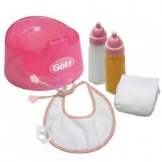 Basic Care set voor poppen, Goetz
