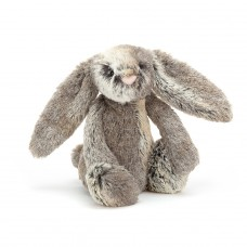 BASS6BW Konijn Cottontail, Jellycat Bashful S