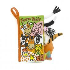 Staartenboek boerderijdieren, Jellycat