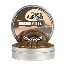 Dino Poop, Crazy Aarons sparkle thinking Putty