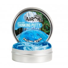 Falling Water, Crazy Aarons clear thinking putty