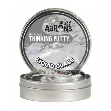 Liquid Glass, Crazy Aarons clear thinking putty