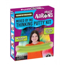 Glow in the Dark thinking putty kit, Crazy Aarons