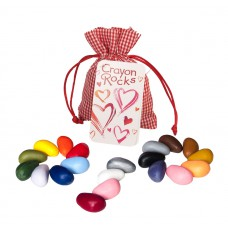 Crayon Rocks Heart Bag, 20 kleuren