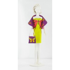Dolly Butterfly kledingset, Dress Your Doll
