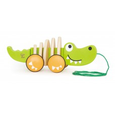 Walk-A-Long krokodil, Hape