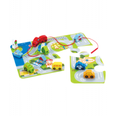 Speelset Busy City, Hape