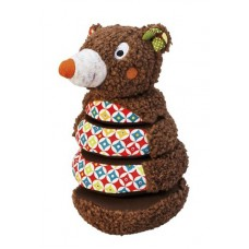 Stapeltuimelaar Woodours de beer, Ebulobo