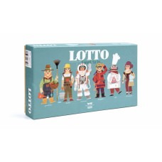 Lotto spel Later word ik ..., Londji