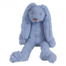 Konijn Richie deep blue 28 cm, Happy Horse