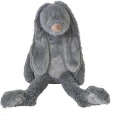 Konijn Richie deep grey 28 cm, Happy Horse