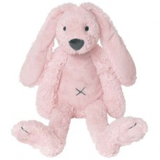Konijn Richie pink 38 cm, Happy Horse