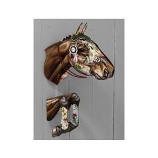 Paard met benen Alexander, Miho