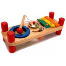 Tutti Tune muziektafel, I'm Toy