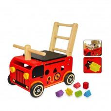 Loopwagen brandweer, I'm Toy