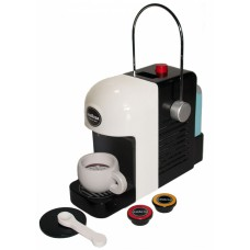 Houten Lavazza koffiezetter